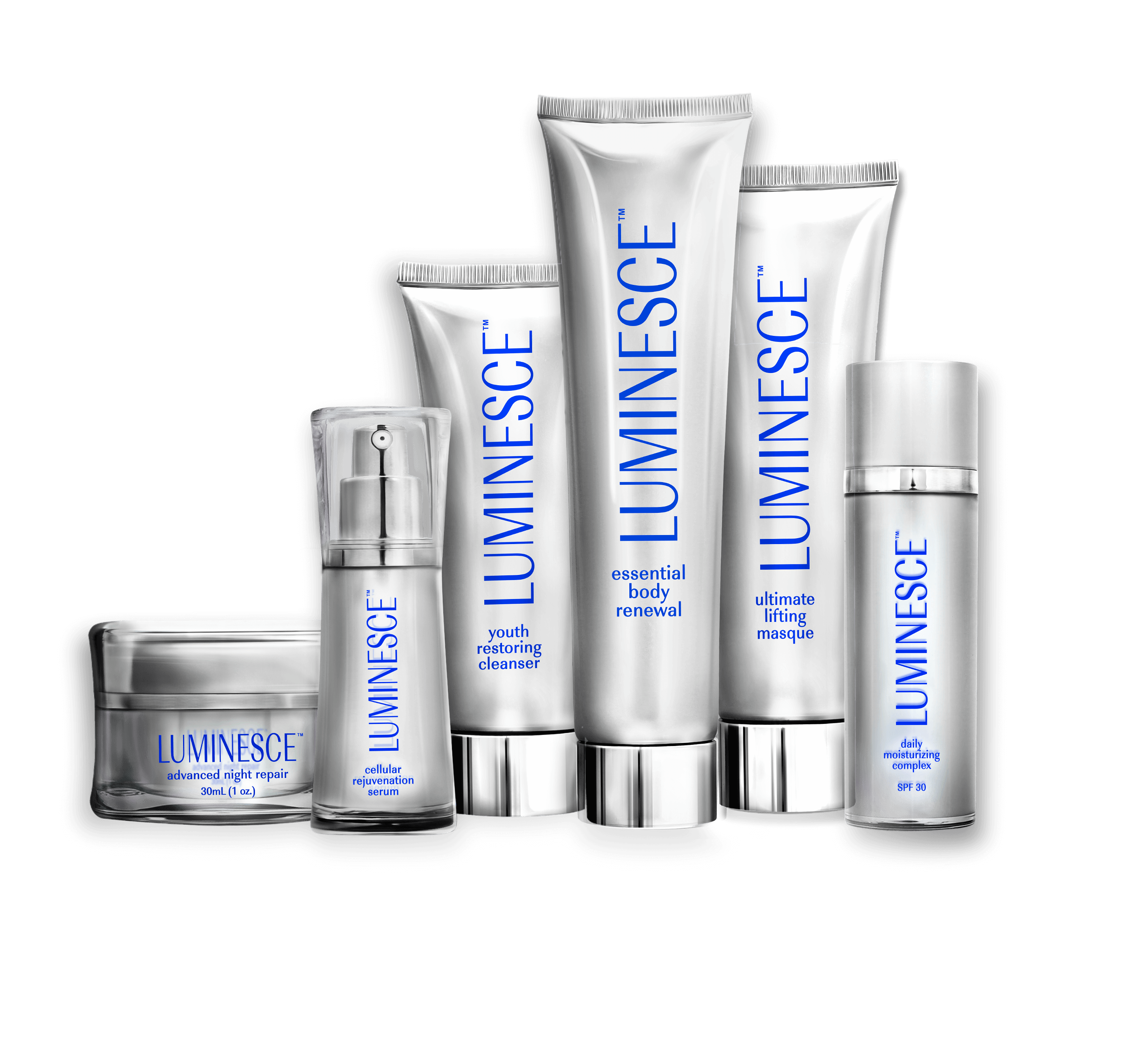 Jeunesse Global Luminesce Skin Care Products