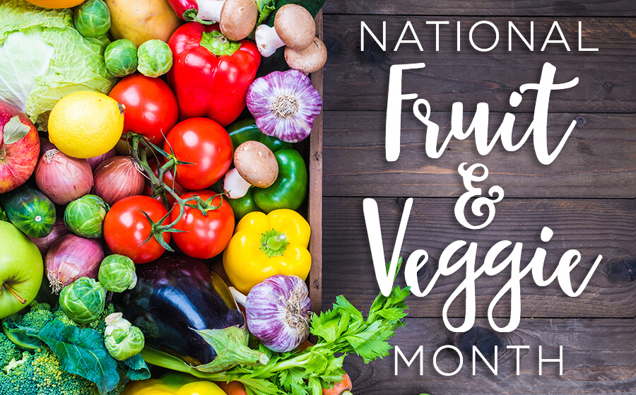 Image result for June is national fruit and vegetable