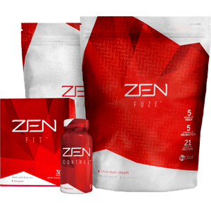 Jeunesse Global Zen Project 8 Nutrition, Fitness and Wellness System