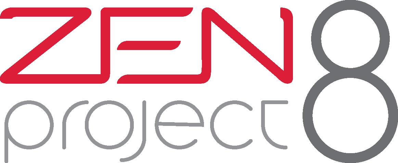 ZEN Project 8 Logo