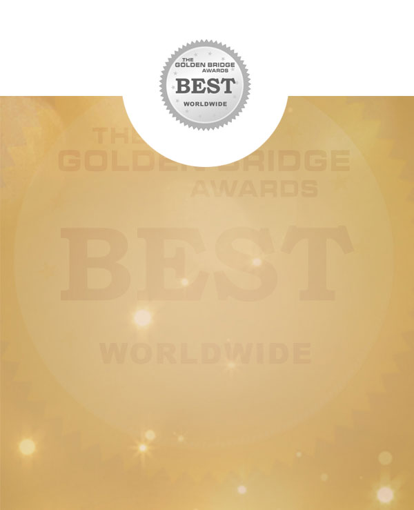 Jeunesse Global Golden Bridge Award