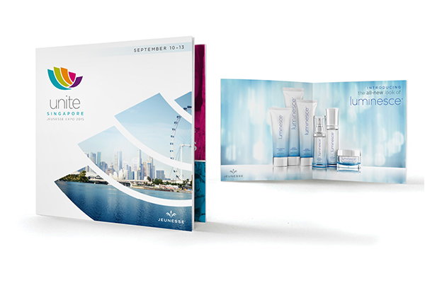 Jeunesse Global Unite Booklet