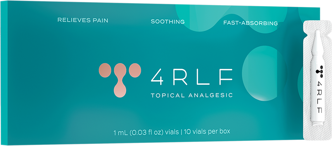 4RLF Topical Analgesic Product Image