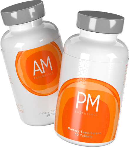 AM/PM Essentials Daytime and nighttime well-being Supplements