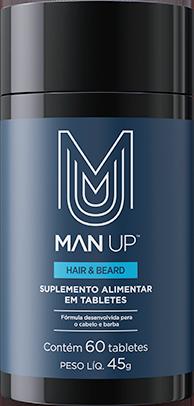 Man Up Hair & Beard