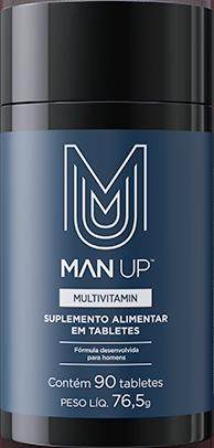 Man Up Multivitamin