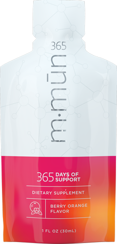 m·mūn 365 dietary supplement product image
