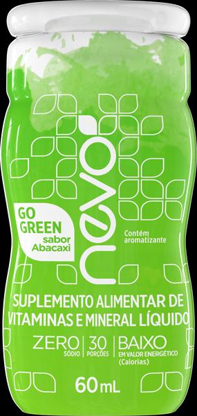Go Green with Nevo Liquid Drops