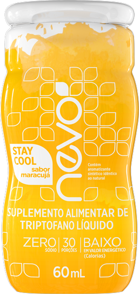 Stay Cool with Orange Nevo Liquid Drops