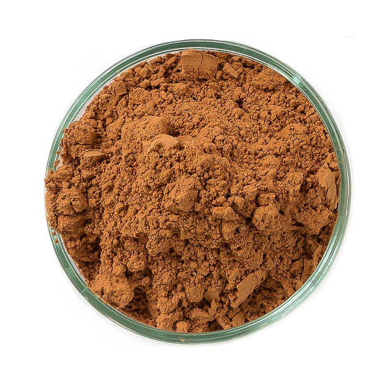 Brazilian Kimberlite red clay