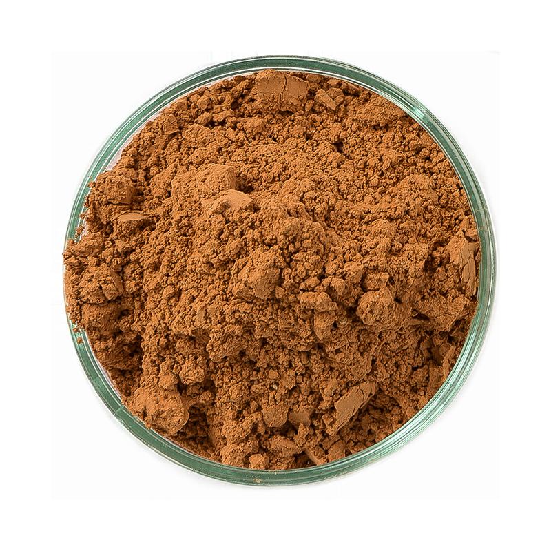 Brazilian Kimberlite red clay